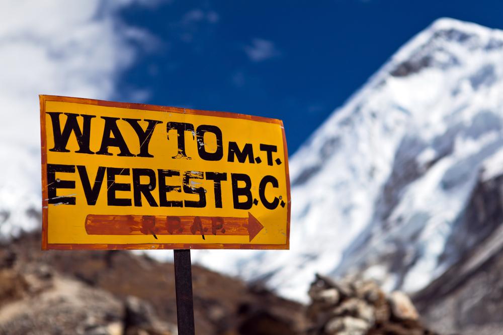 Scaling the Heights: ReBITians Listen to an Everester