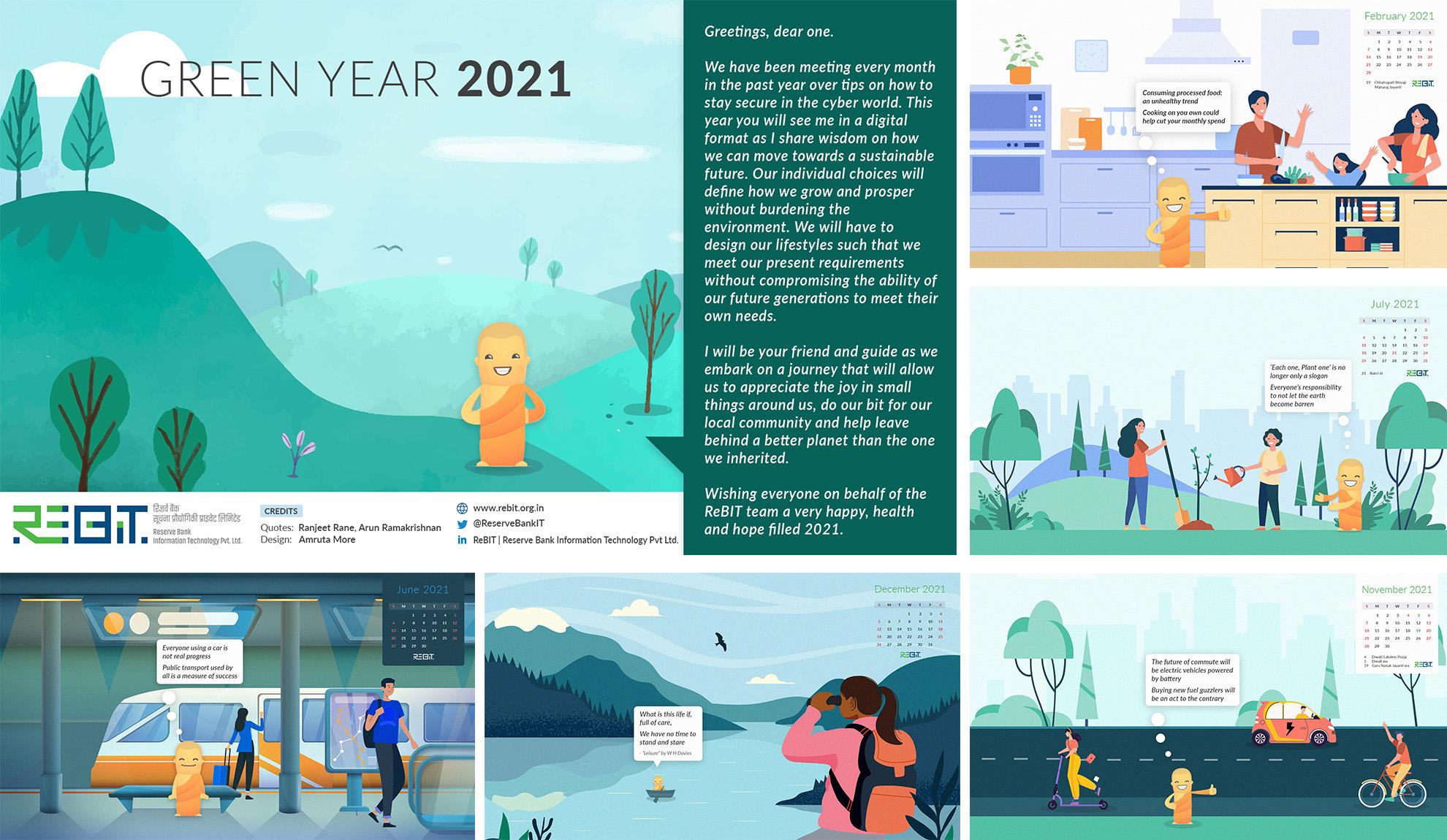 ReBIT Calendar 2021